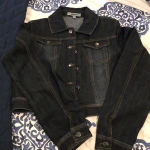 Girls denim jacket XL